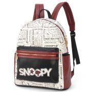 Mochila Feminina Snoopy MS45807SN