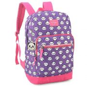 Mochila Feminina Up4you Panda Pink MS45579UP-PX