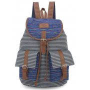 Mochila Feminina Up4you UpRock Azul M45590UP-AZ