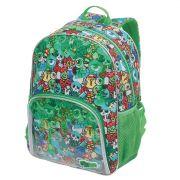 Mochila Infantil Pack Me Jelly Verde