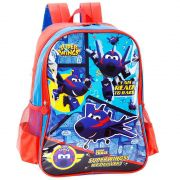Mochila Infantil Super Wings IS33901SW