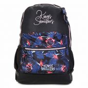 Mochila Kings Sneakers Preto KGC0015