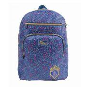 Mochila Para Notebook Disney Princess 30409 Azul