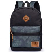 Mochila Para Notebook Hang Loose Preto HLC1307