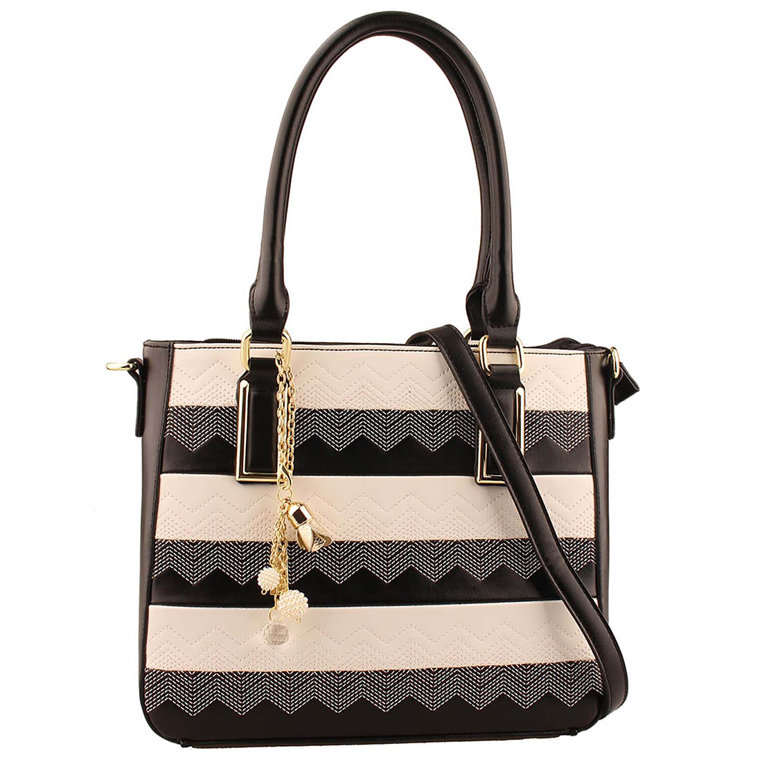 Bolsa Feminina Satchel Queens Paris QPB53U01