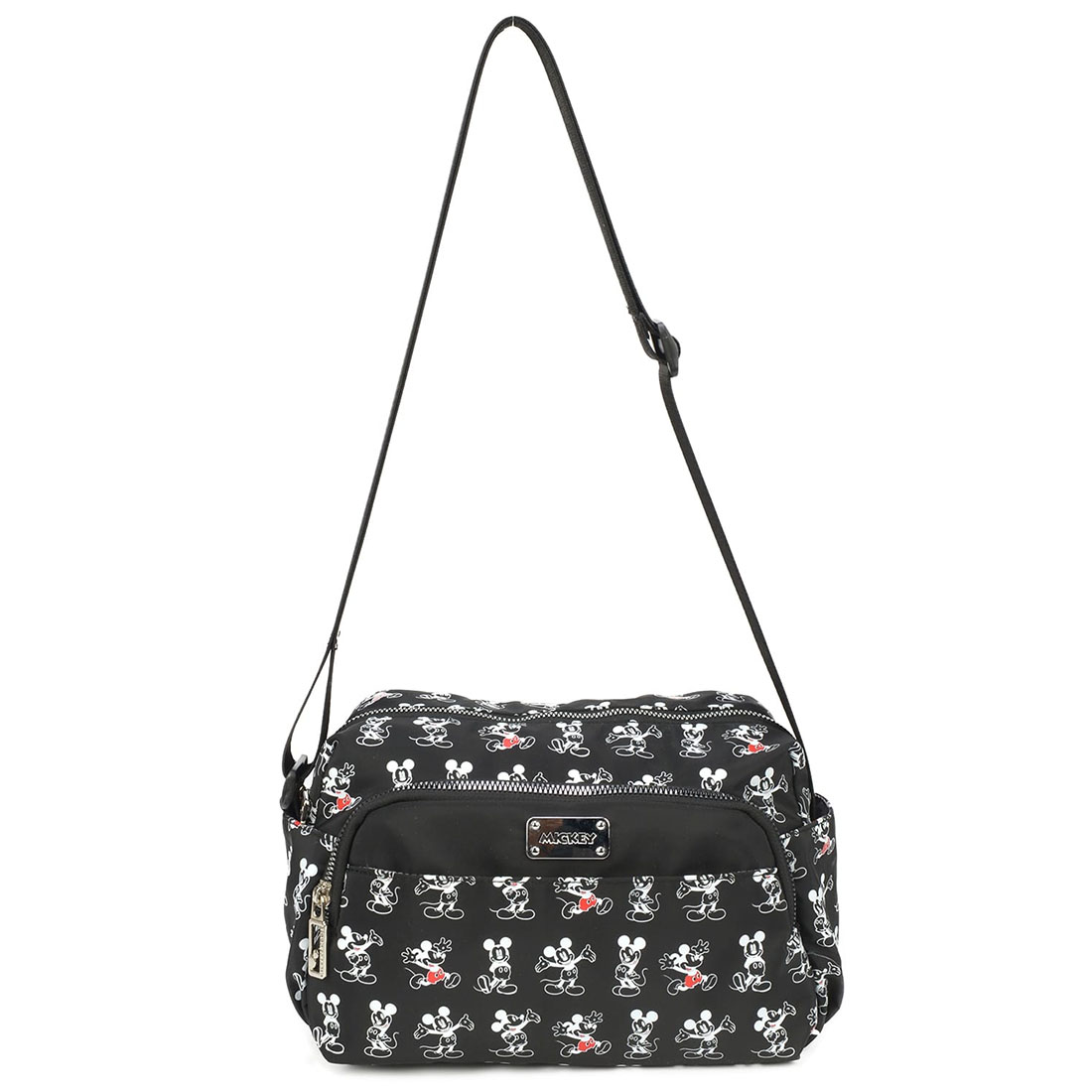 Bolsa Feminina Transversal Mickey BMK78481