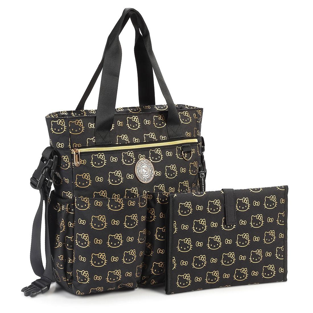 Bolsa Maternidade Hello Kitty Com Trocador BM15454