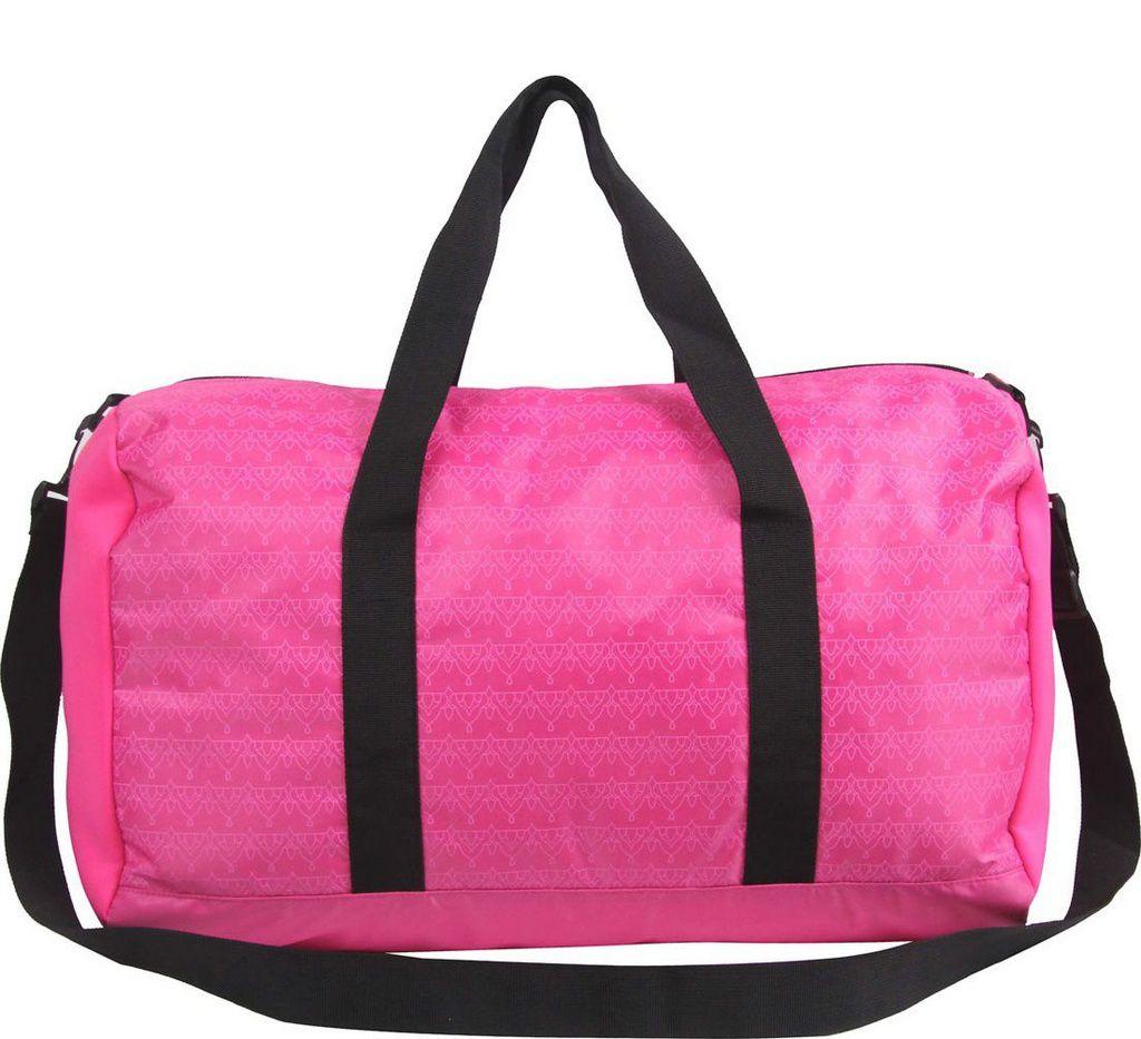 Bolsa Para Academia Gabriela Pugliesi rosa 11089