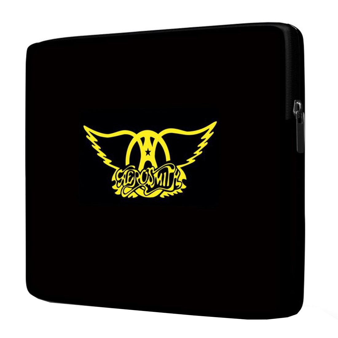 Capa para Notebook Aerosmith 15 Polegadas Com Bolso