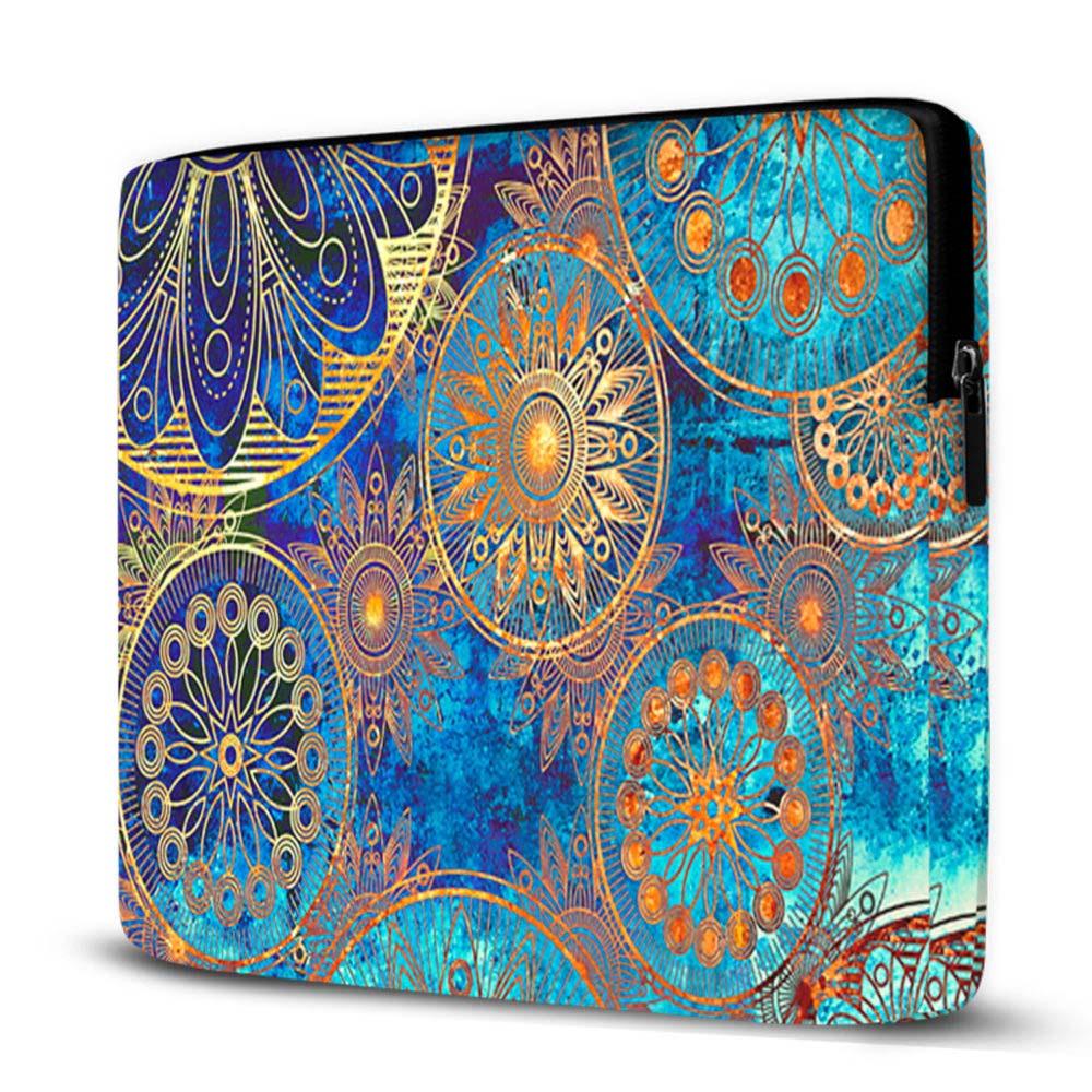 Capa para Notebook Filtro dos Sonhos Amuleto 15 Polegadas com Bolso