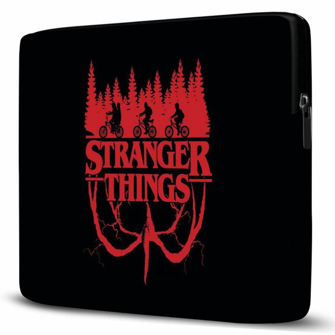 Capa para Notebook Stranger Things 15.6 À 17 Polegadas