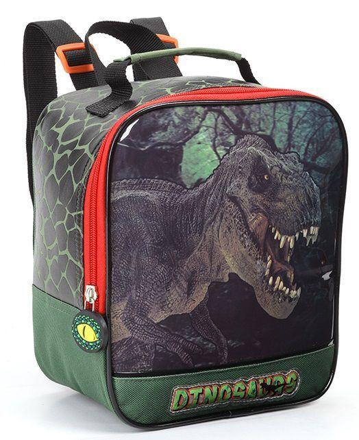 b64d499c5 Kit Mochila Infantil com Rodinhas Dinossauro e Lancheira - Mix das ...