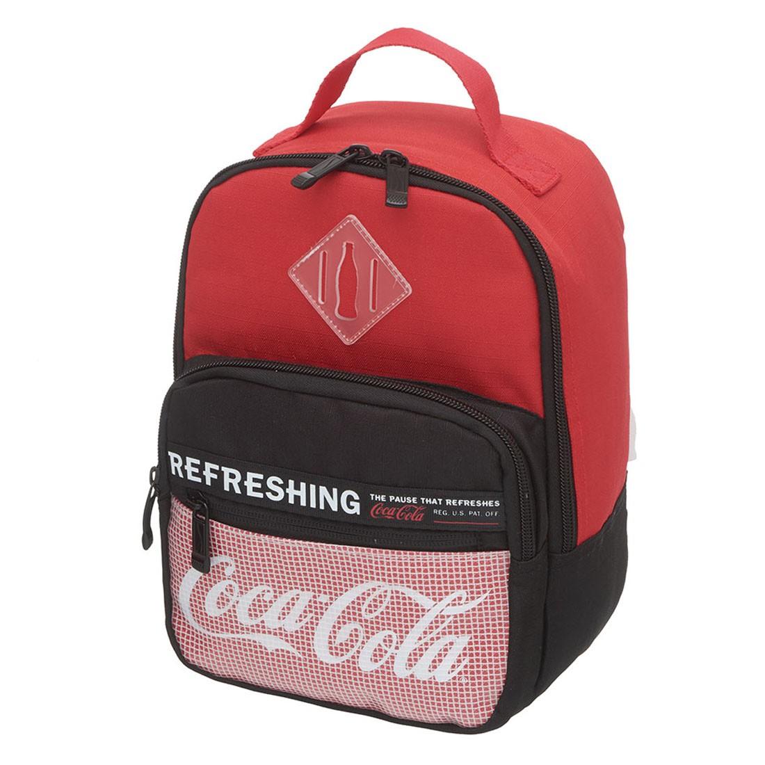 Lancheira Coca Cola Grid 7845110