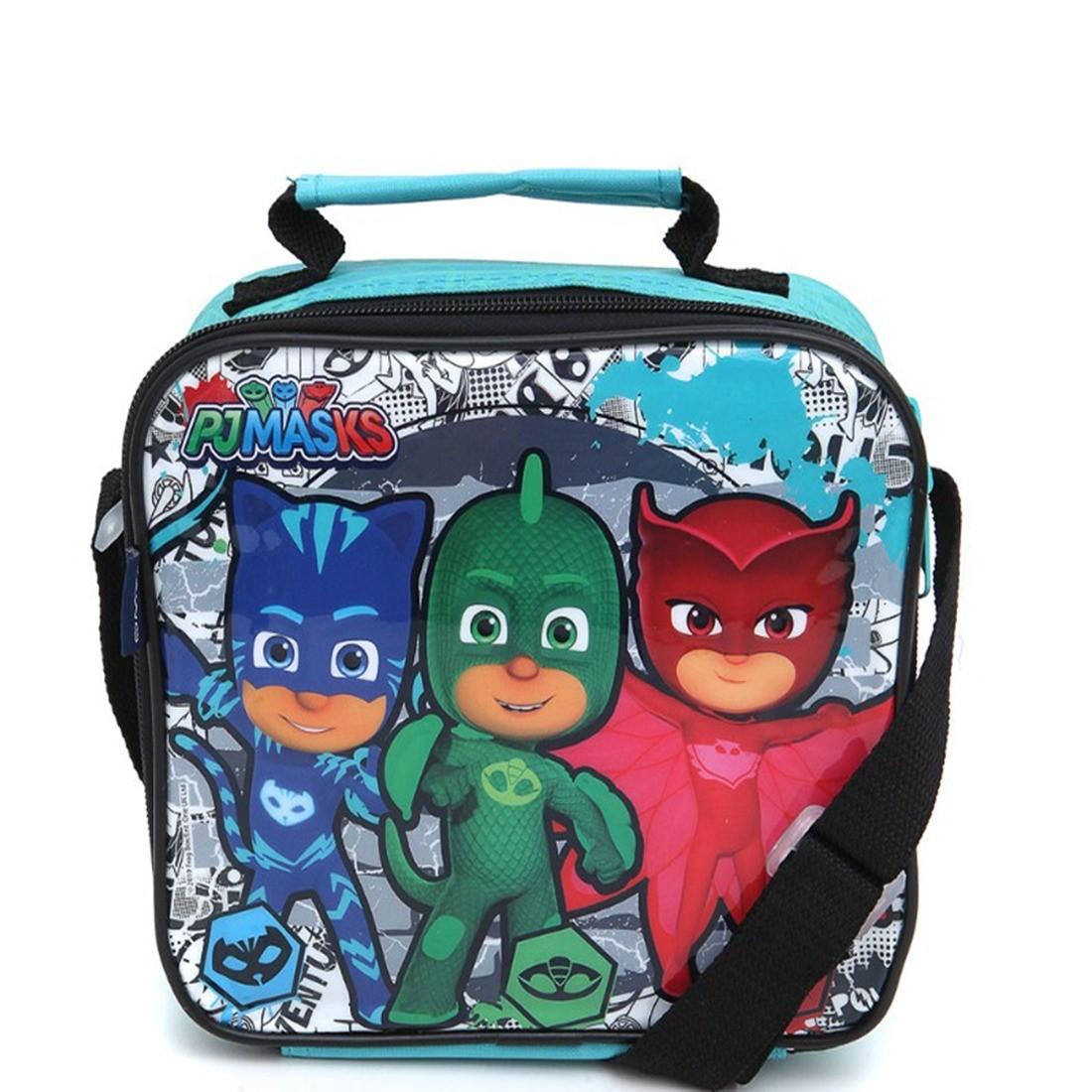 Lancheira Infantil DMW PJ Masks