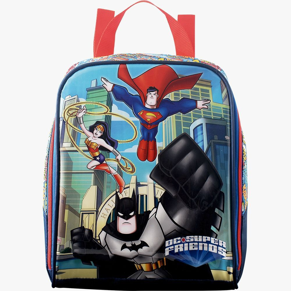 Lancheira Térmica Xeryus DC Super Heróis