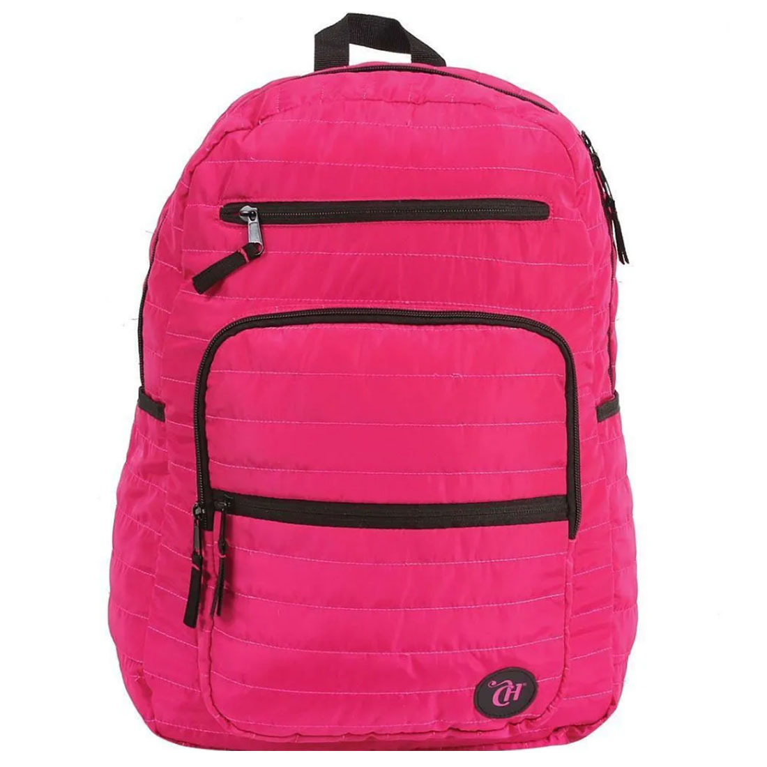 Mochila Capricho Puff Pink 48943
