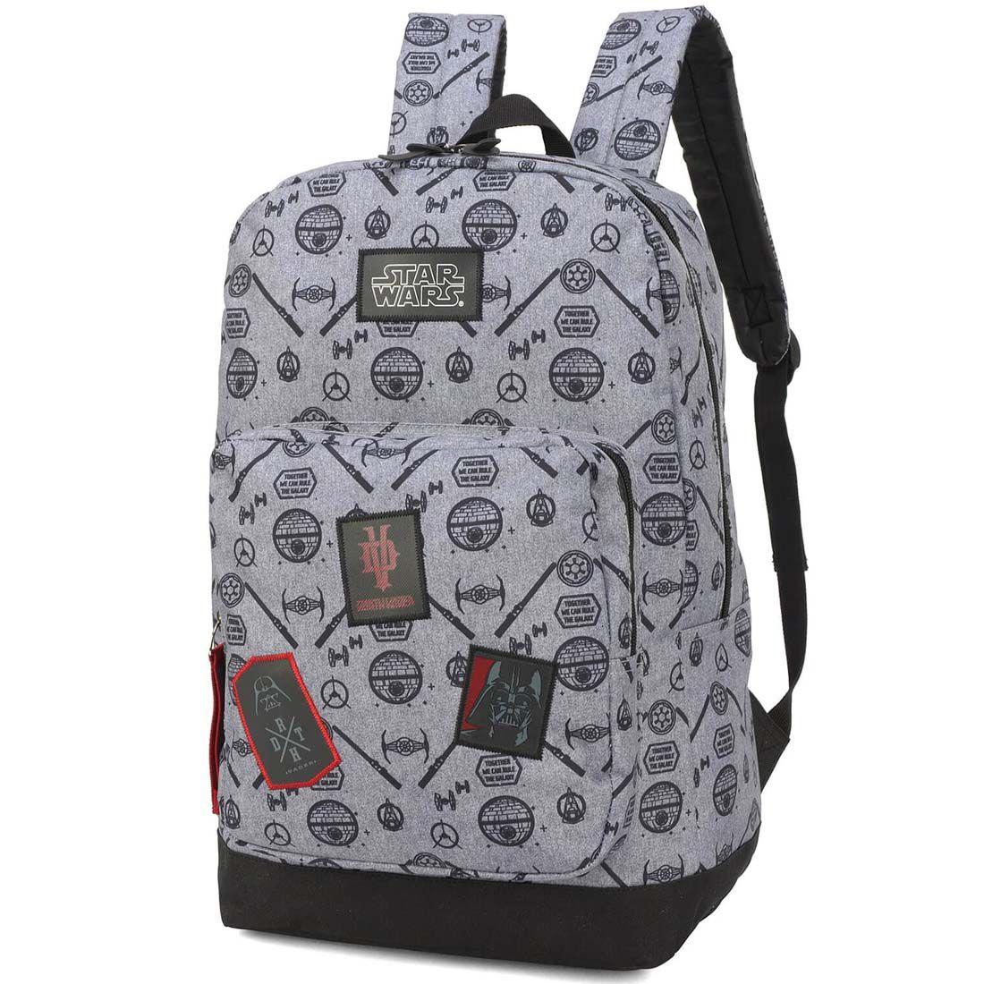 Mochila Escolar Star Wars Darth Vader MS45829ST