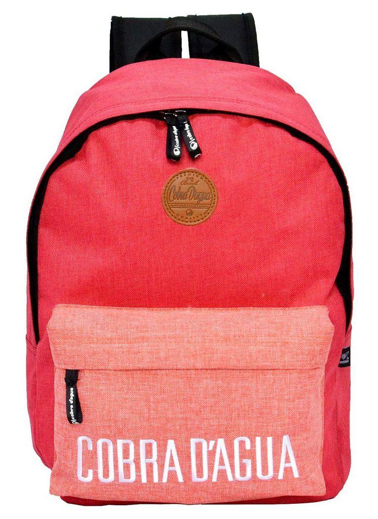 Mochila de Costa Cobra D'água Vermelha CDM186103