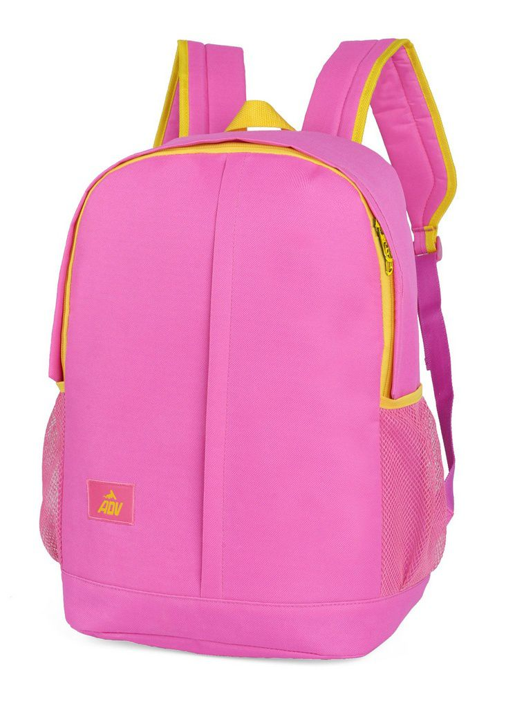 Mochila de Costas Adventteam Pink