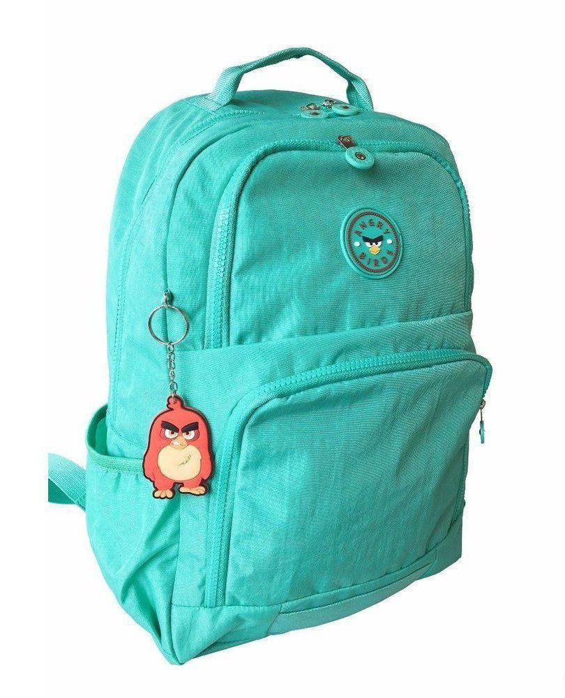 Mochila de Costas Angry Birds Verde ABM8004U19