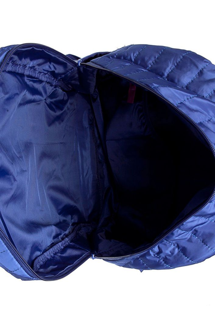 Mochila de Costas Capricho Puff Azul 48945