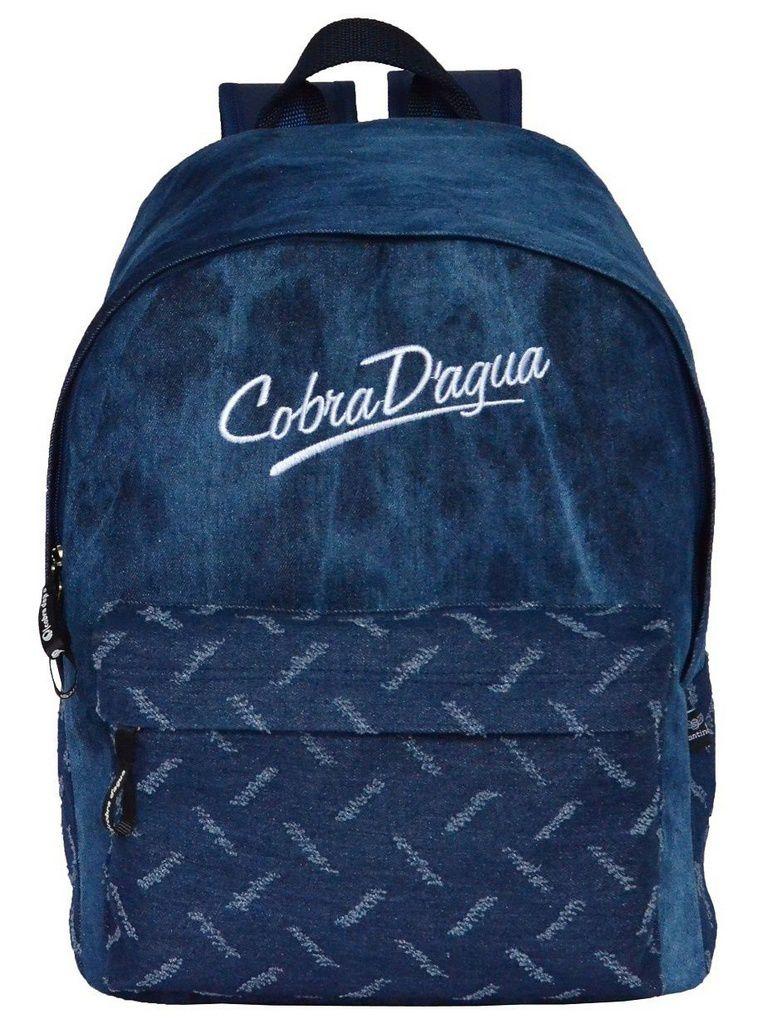 Mochila de Costas Cobra D'água Azul CDM185702