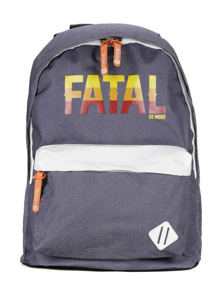 Mochila de Costas Fatal FTM1601200