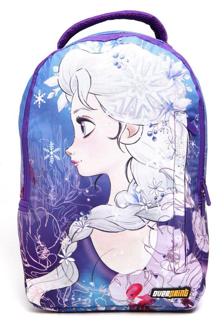 Mochila de Costas Frozen Overprint 30300