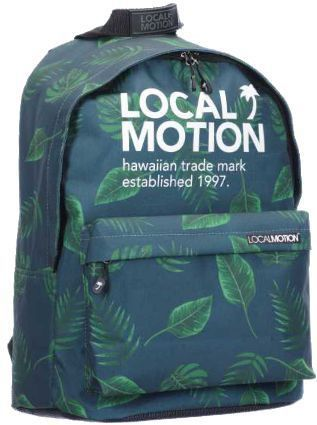 Mochila de Costas Local Motion Hawaii Folhagens LMM1800300