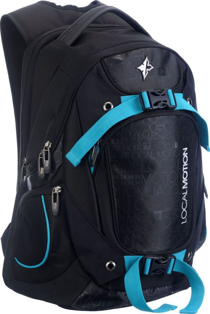 Mochila de Costas Local Motion LMM1701200