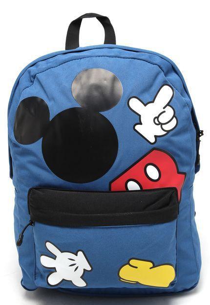 Mochila de Costas Mickey 30152