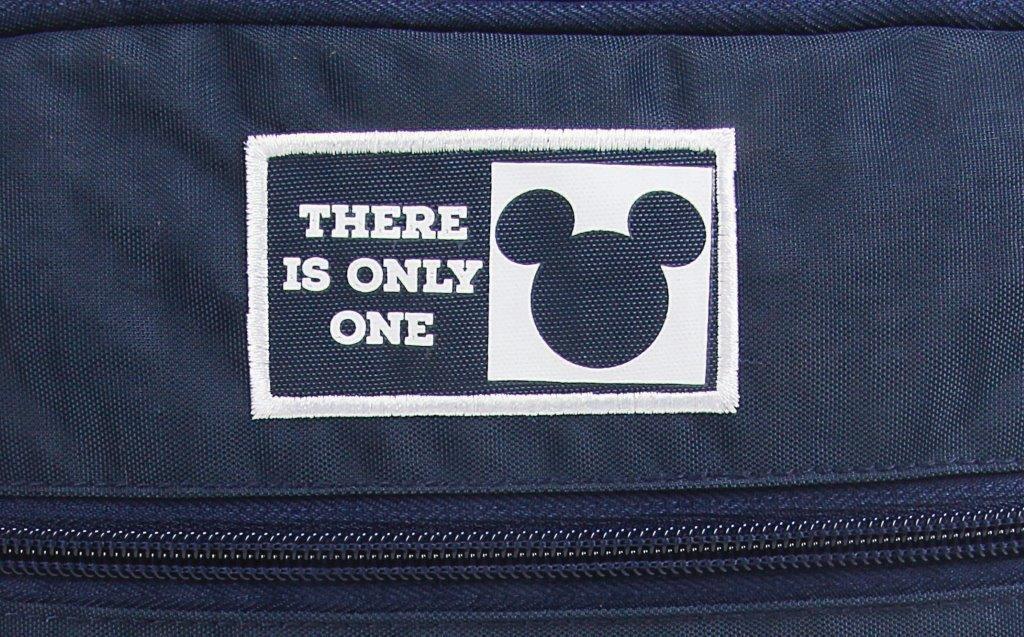 Mochila de Costas Mickey 30167