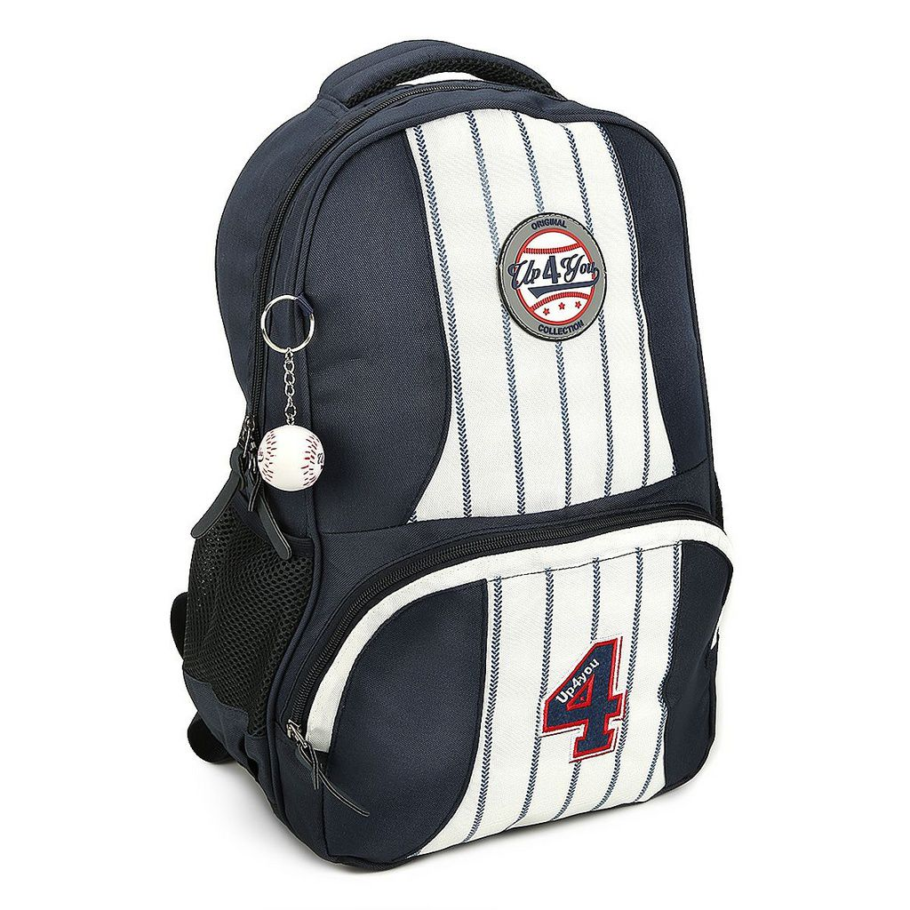 Mochila de Costas Up4you Baseball Listras MS45472UP
