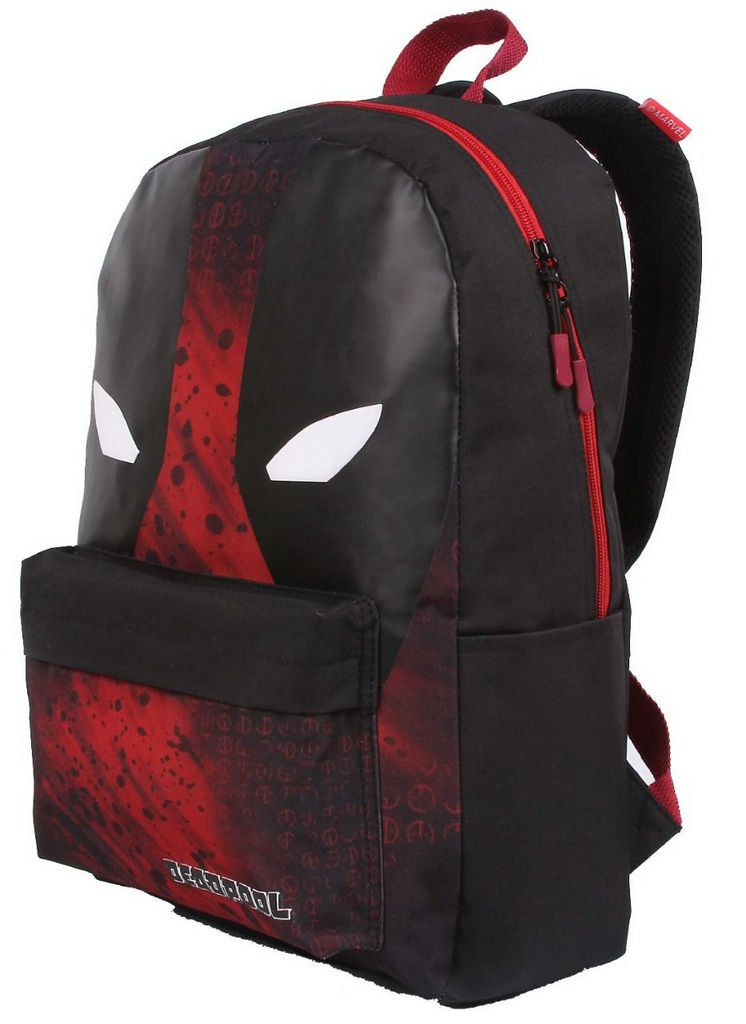 Mochila Deadpool Escolar 11372