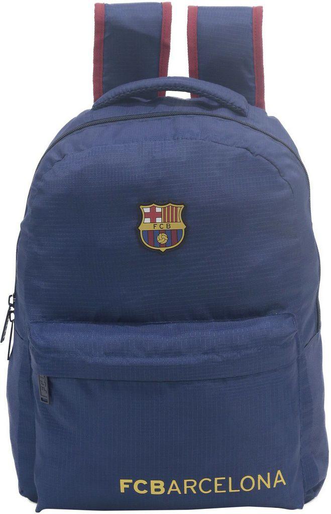 Mochila Escolar Barcelona FC Azul