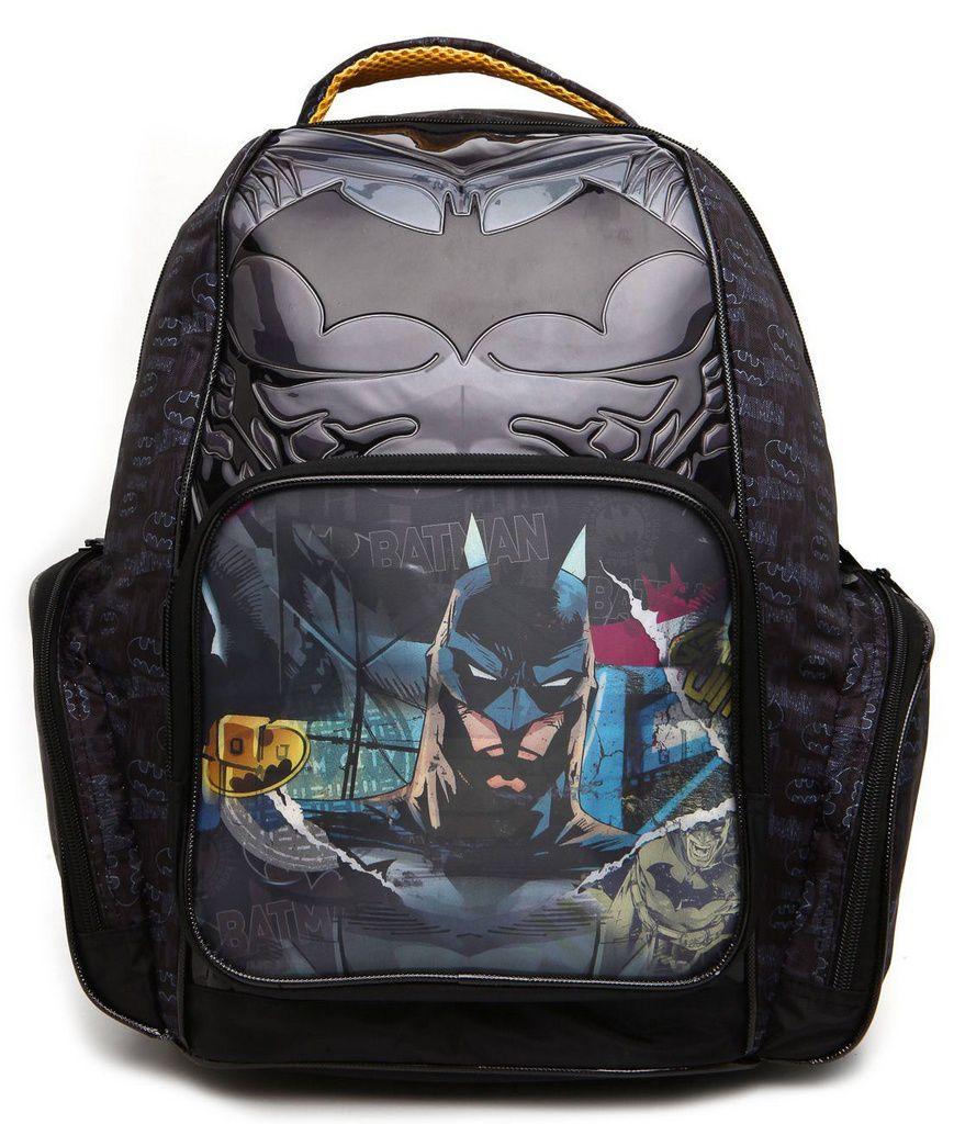 Mochila Escolar de Costa Batman 7222