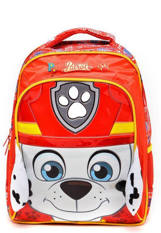 Mochila Escolar de Costas Patrulha Canina 7332