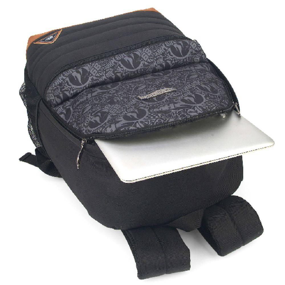 Mochila Escolar Hot Wheels para Notebook MJ48545HW