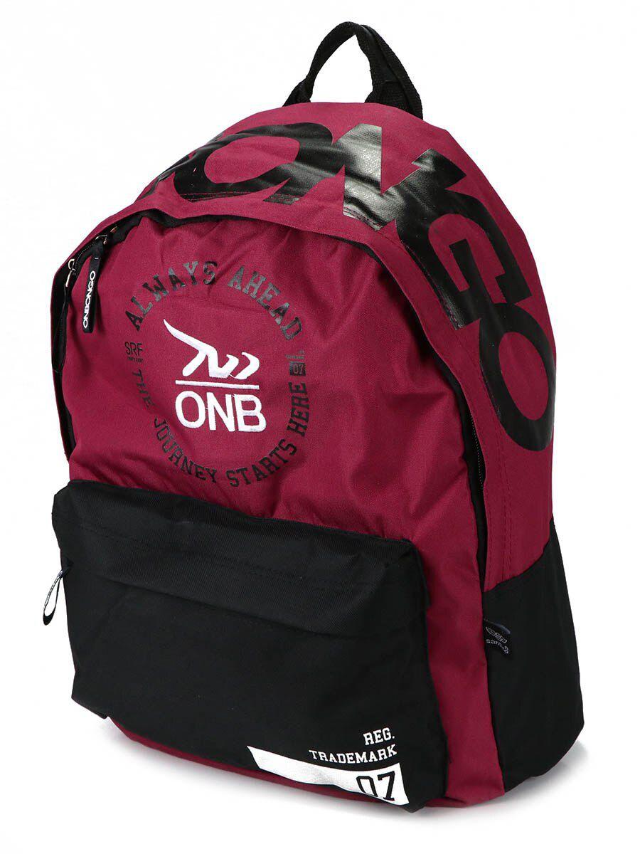 Mochila Escolar Onbongo Vermelha ONM1812803