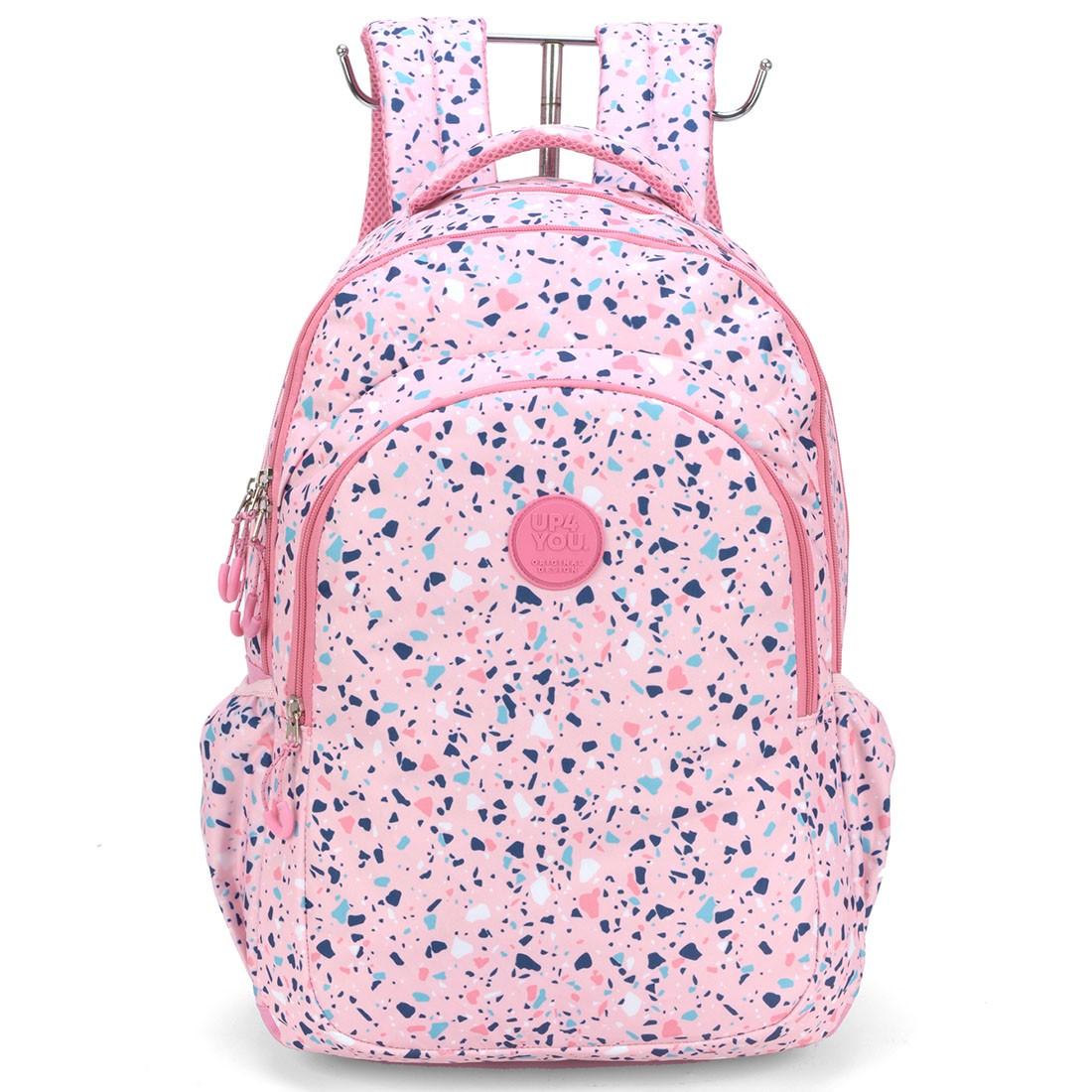 Mochila Escolar para Notebook Up4You MJ48859UP-RA