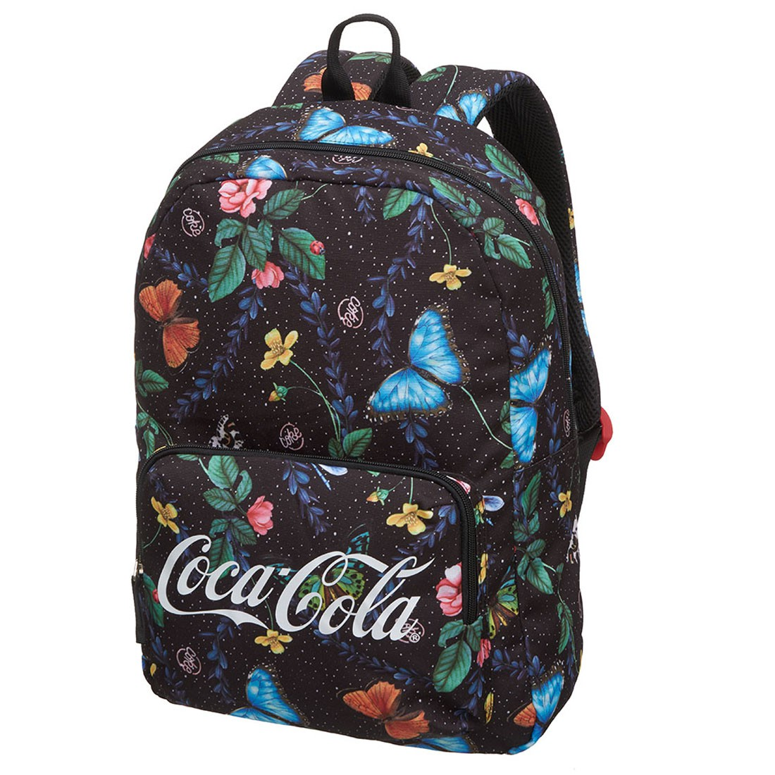 Mochila Feminina Coca Cola Wild Jungle