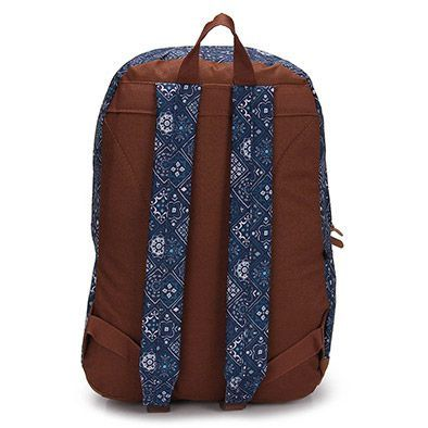 Mochila Feminina de Costas Up4you Azul MS45440UP