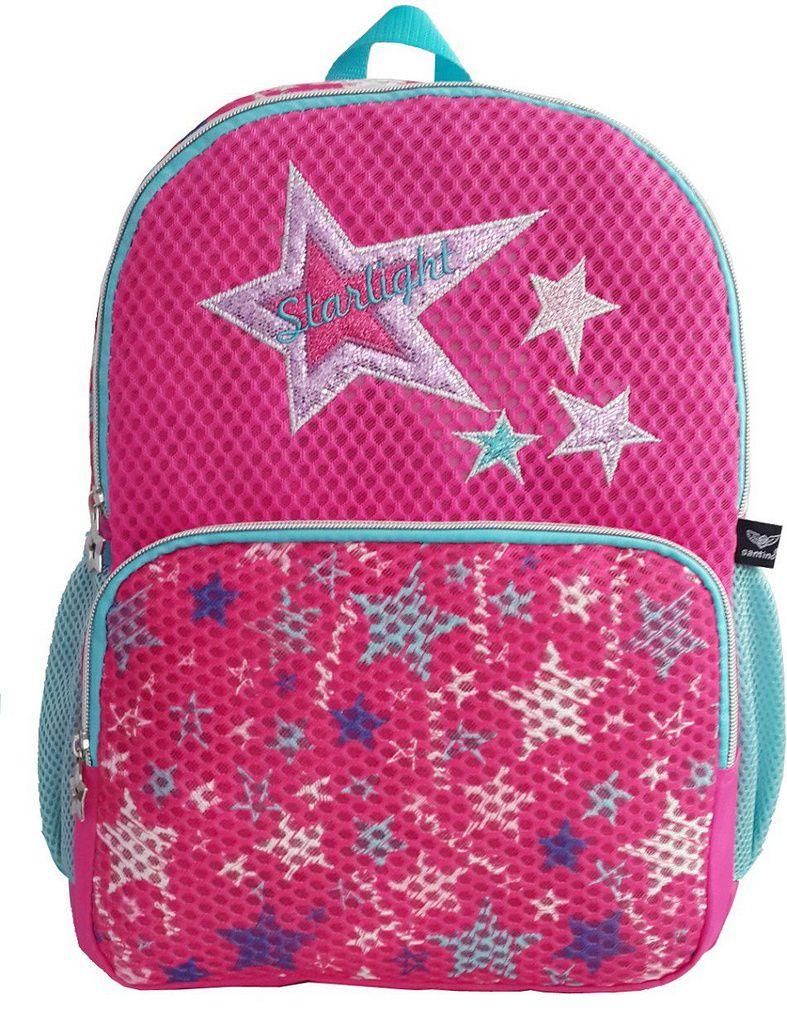 Mochila Feminina Sweet Girl Pink