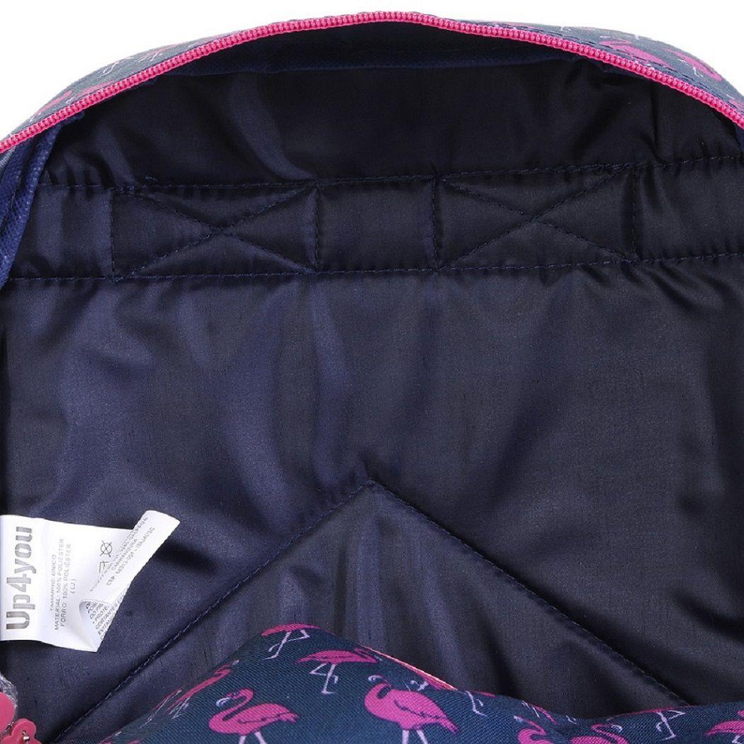 Mochila Feminina Up4you Larissa Manoela Flamingo MS45663UP