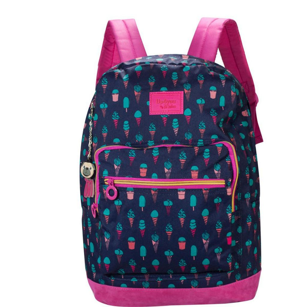 Mochila Feminina Up4you Maisa Sorvete Ms45581UP