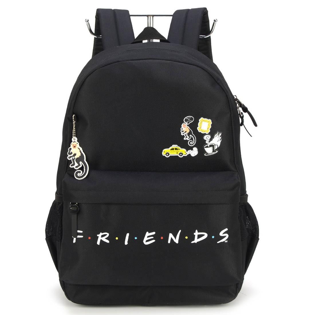 Mochila Friends MS46062FN-PT