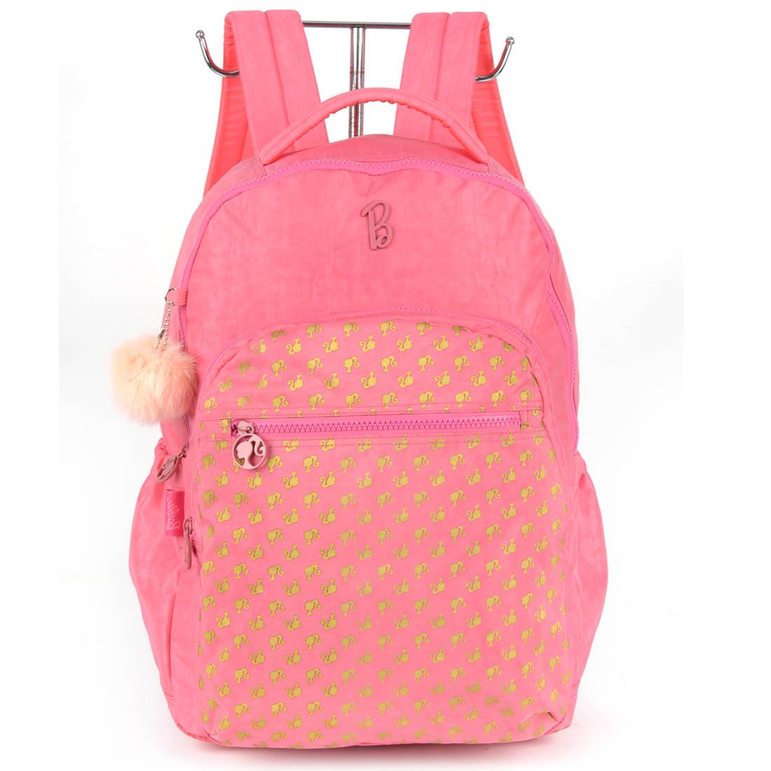 Mochila Infantil Barbie para Notebook