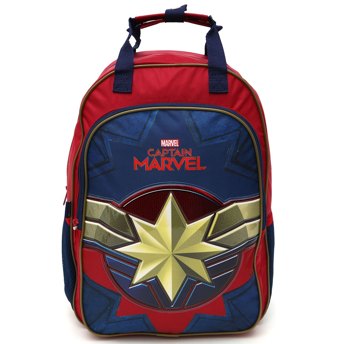 Mochila Infantil Capitã Marvel 11645