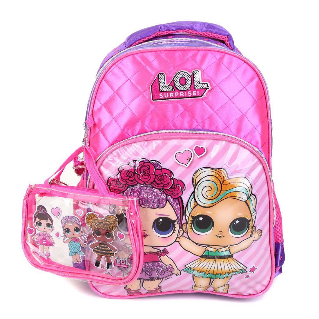 Mochila Infantil Lol IS34611LO
