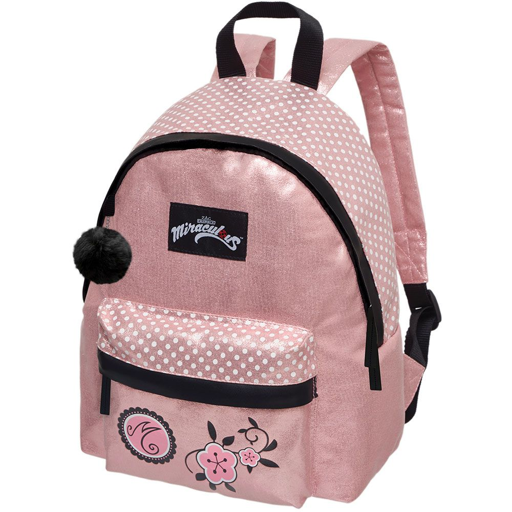 Mochila Infantil Miraculous Fashion 7660104
